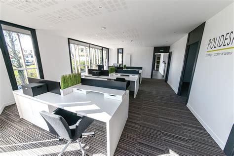 bureau en open space open space 6 polidesk bureaux clé en à vannes