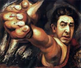 David Alfaro Siqueiros Murales Importantes by Biografia De David Alfaro Siqueiros