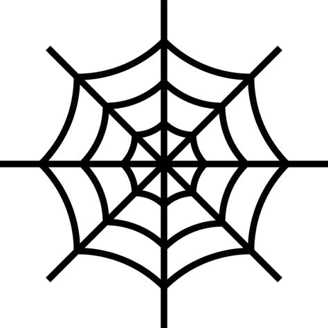 spider web clipart transparent file spider web noun project 813 svg wikimedia commons