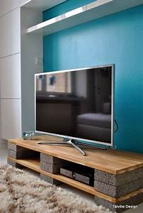 how to choose a tv stand With homemade tv furniture