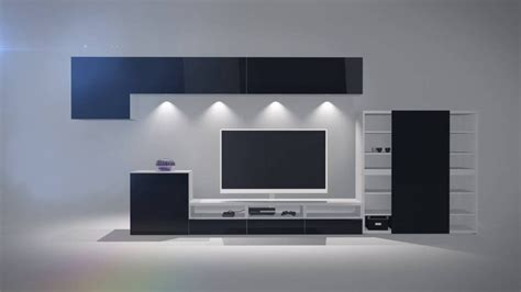 stylish tv wall ايكيا نظام bestå