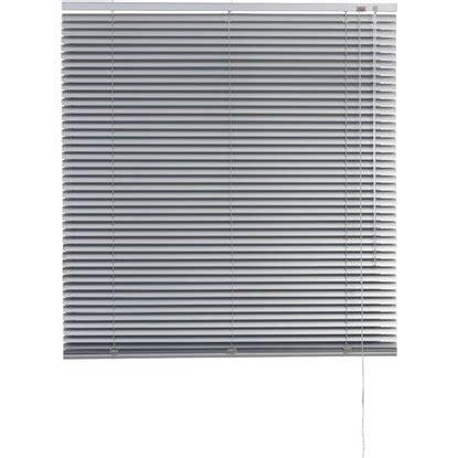 Obi Aluminium Jalousie Burgos 50 Cm X 160 Cm Silber Kaufen