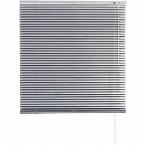 Jalousie Für Schrank : obi aluminium jalousie burgos 50 cm x 160 cm silber kaufen bei obi ~ Indierocktalk.com Haus und Dekorationen