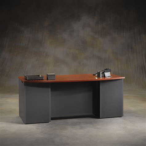 Sauder Executive Desk Staples by Sauder Via Executive Desk