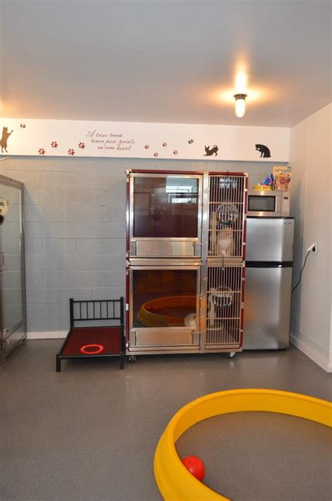 double stack dog kennel designs  max efficiency