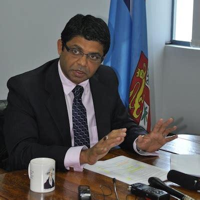 fijian government statement   attorney general