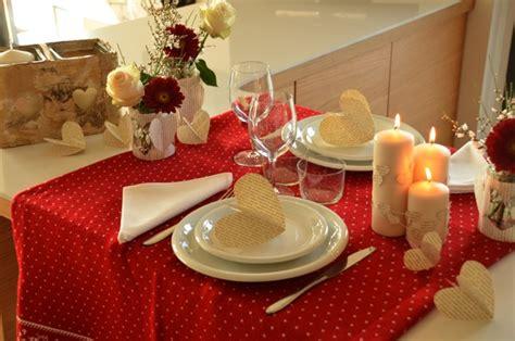 candele san valentino tavola con candele bianche bimbi di carta