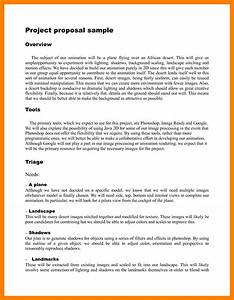 6 simple project proposal example legacy builder coaching With rfp presentation template