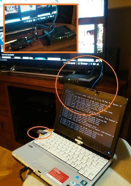 conectar decodificador tv movistar por wifi parte 2 wifi