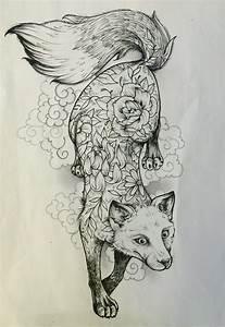 Tatouage Loup Graphique : poppy jeune artiste tatoueur avignon et orange ~ Mglfilm.com Idées de Décoration