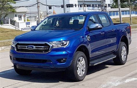 ford ranger spotted  debut td   spd auto