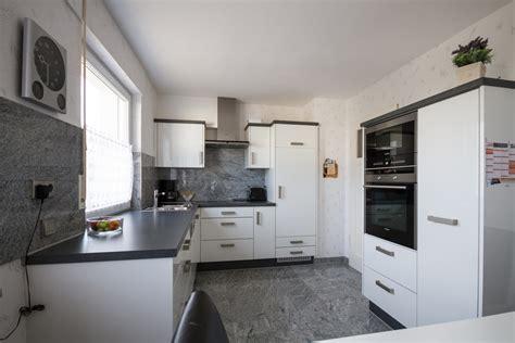 günstige moderne küchen einbauk 220 chen mit elektroger 228 ten nxsone45