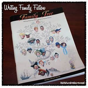Writing Historical Fiction… Using your Family Tree - Half ...