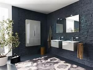 awesome salle de bain gris fonce contemporary awesome With lovely quelle couleur avec gris anthracite 4 quelle couleur salle de bain choisir 52 astuces en photos