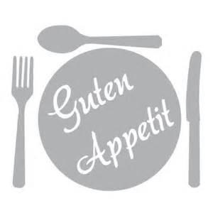 küche ebay m018 guten appetit schriftzug teller besteck aufkleber wanddeko küche sticker ebay