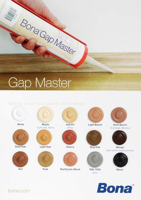 bona gap master filler fill floorboard gaps flexible