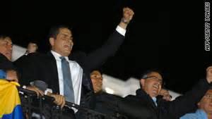 Police discussed killing Ecuador's president, radio ...