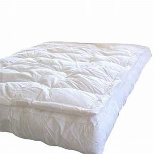 order marrikas 5quot boxed feather bed cover queen With down feather bed cover