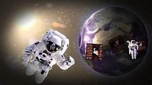 Planet Kindgarten - Astronauts Floating in Space ...