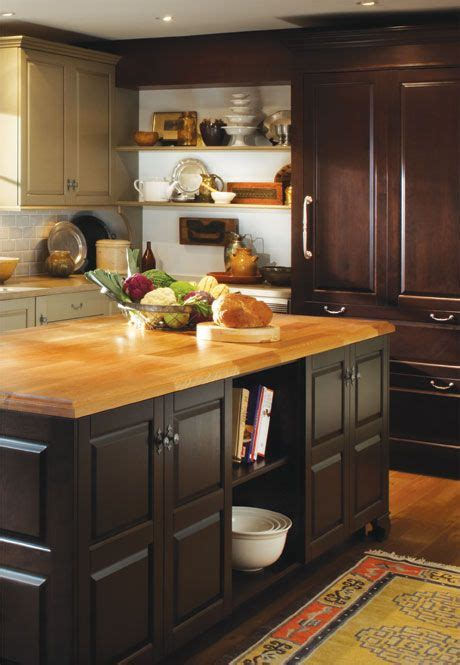 Garage Cabinets And Countertops by Kitchen Butcher Block Countertop Cabinets Light