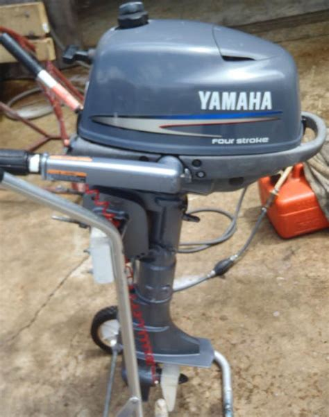 4 hp yamaha outboard for sale