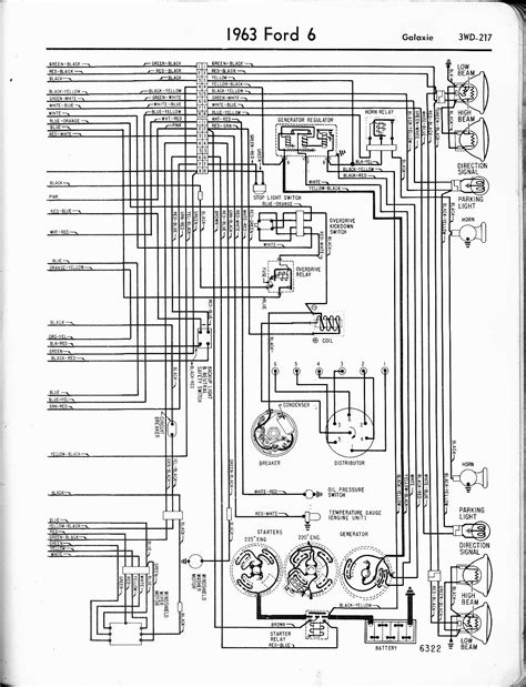 Wiring Diagram Galaxie Circuit