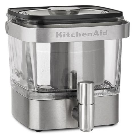 kitchenaid cold brew coffee maker  home brewing