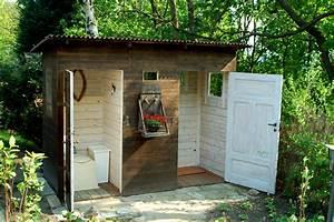 Gartentoilette Mit Sickergrube Bauen : gartenhaus mit dusche und wc eckventil waschmaschine ~ Whattoseeinmadrid.com Haus und Dekorationen