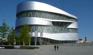 Musée Mercedes Benz De Stuttgart : architecture automobile stuttgarteoise bis diisign ~ Melissatoandfro.com Idées de Décoration