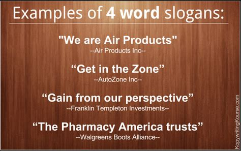 business slogans list   fortune