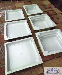gießformen für beton kit 2133 pfeiler sockel formen giessformen f 252 r beton