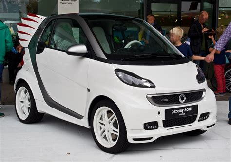 Filesmart Fortwo Coup Brabus Jeremy Scott C 451