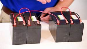 Wiring Batteries  Series Vs Parallel  Part Two