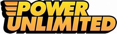 Unlimited Power Magazine Stage Bij Lopen Kom