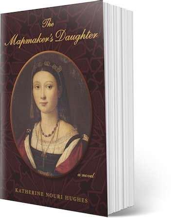 author katherine nouri hughes historical fiction writer