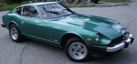 1975 Datsun 280z by 1975 Datsun 280z Information And Photos Momentcar