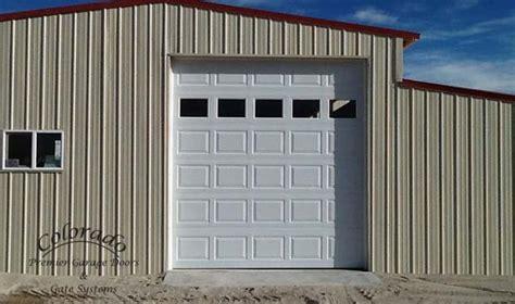 Denver Industrial Garage Door Installation Repair