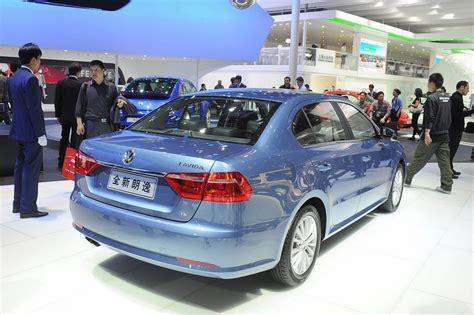 New Volkswagen Lavida Unveiled At Beijing Automotorblog
