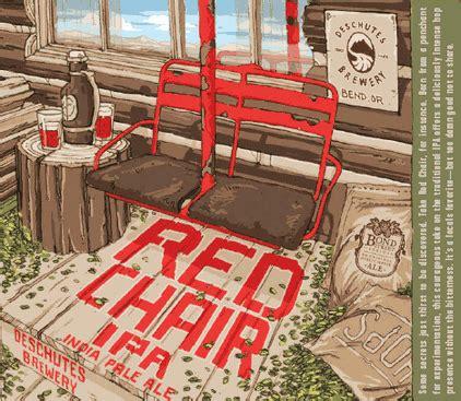 deschutes red chair bowser s
