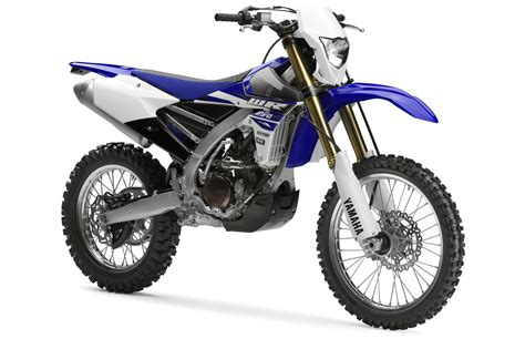 2015 Yamaha Wr 250f & Yz 250fx Released