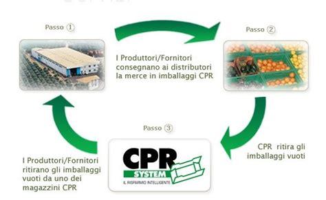 Cpr Cassette Plastica by Cpr System L Imballaggio Riciclabile Vince La Sfida Dell