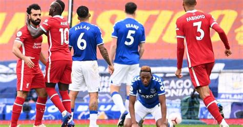 Premier League: Late VAR call denies Liverpool as Everton ...