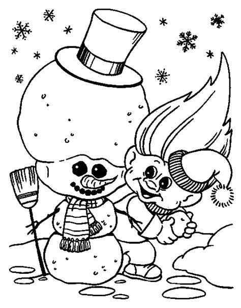 Gratis Kleurplaten Trolls by Gratis Trolls Kleurplaten Voor Kinderen 5