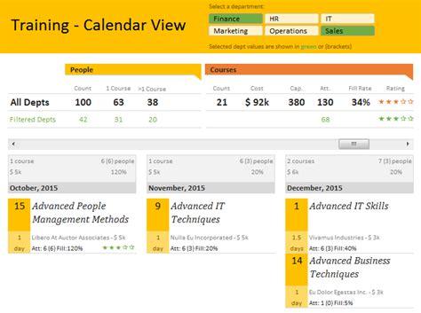 employee training tracker template  sample templates