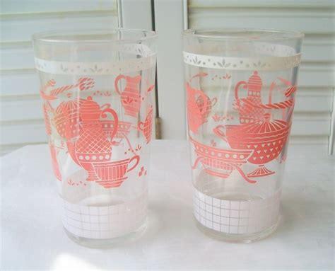 Kitchen Juice Glasses by 14 Best Vintage Tumblers Images On Vintage