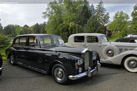 1960 Rollsroyce Phantom V  Information And Photos