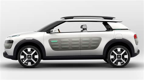 Citroen Cactus Concept Air Propelled Crossover Leaked