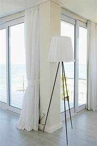 How To Hang Drapery Over Vertical Blinds That Just Cover
