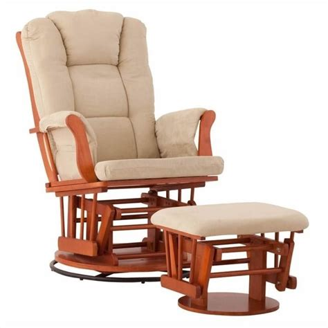 swivel rocker with ottoman swivel glider rocker with ottoman amish upholstered