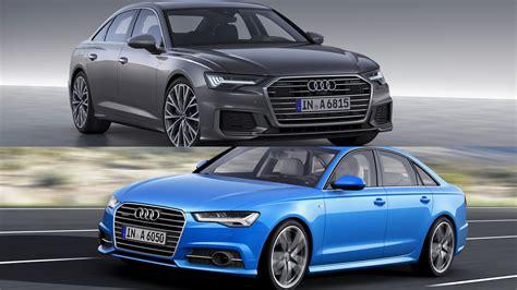 Audi Saloon Specs Magazine The New Start A6